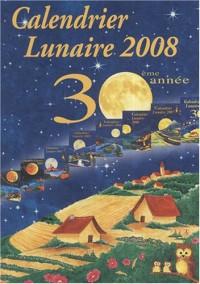 Calendrier lunaire 2008