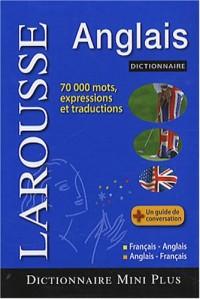 Mini dictionnaire français-anglais, anglais-français