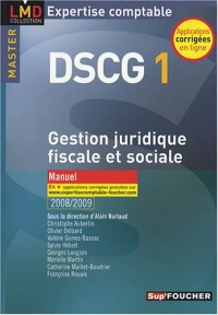 Gestion juridique, fiscale et sociale, DSCG 1