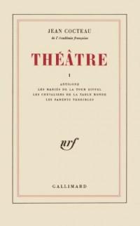 Théâtre, tome 1 :