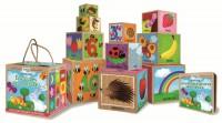 Les Éco-Cubes de la Nature - Découvre les Chiffres, les Animaux, les Couleurs et les Formes de la Na