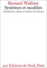 Systèmes et modèles