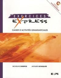 Exercices express + l'express grammatical