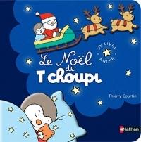 Le Noël de T'choupi - Livre Pop-up - Dès 2 ans