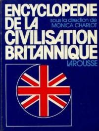 Encyclopédie de la civilisation britannique