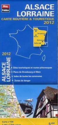 Alsace Lorraine N 106
