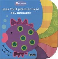 Mon tout premier livre des animaux