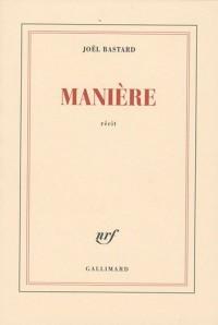 Manière