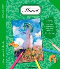 Monet : Mon carton à dessin