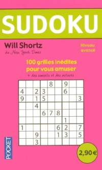 Sudoku : Niveau avancé