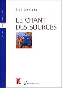 Le chant des sources