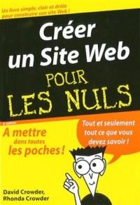Créer un Site Web pour les Nuls