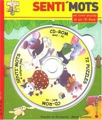 Senti'mots (1 livre-puzzle + 1 CD-Rom)