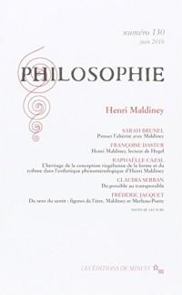 Philosophie N  130