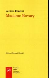 MADAME BOVARY [Poche]