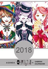 Agenda 2018 - Oh! My doll
