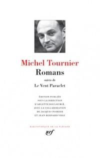 Romans suivis de Le Vent Paraclet