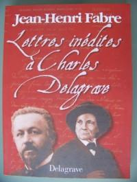 Lettres inédites à Charles Delagrave