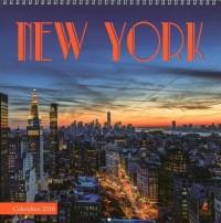 New-York Calendrier 2016