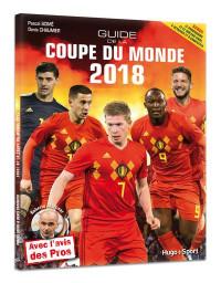 Guide de la coupe du monde Belge 2018