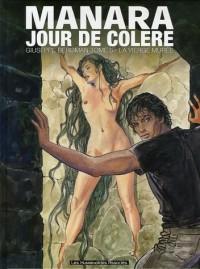 Giuseppe Bergman, Tome 5 : Jour de colère : La Vierge murée