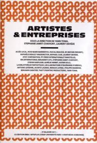 D'Ailleurs, N° 3, Printemps 2011 : Artistes & entreprises