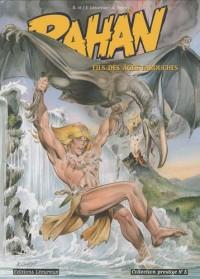 Rahan, Tome 5 : La horde des bannis ; La légende de la grotte de Niaux
