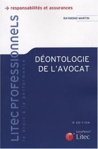 Déontologie de l'avocat