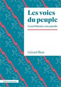 Les voies du peuple : Eléments d'une histoire conceptuelle