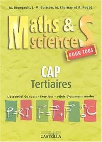Maths & sciences pour tous CAP tertiaires