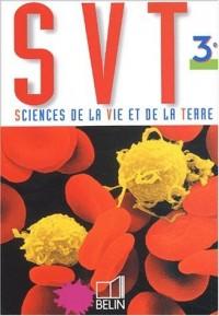 Science de la Vie et de la Terre - SVT, 3ème