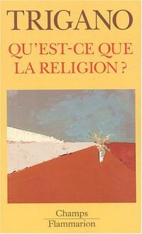 Qu'est-ce que la religion ? : La transcendance des sociologues