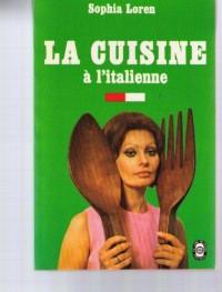 La Cuisine à l'italienne (Le Livre de poche)