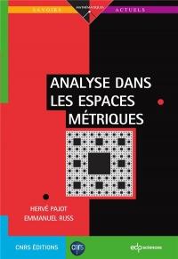 Analyse dans les espaces métriques