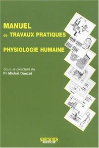 Manuel de travaux pratiques de physiologie humaine