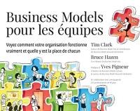 Business Models pour les équipes : Voyez comment votre organisation fonctionne vraiment et quelle y est la place de chacun