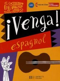 Espagnol 1e séries technologiques Venga !