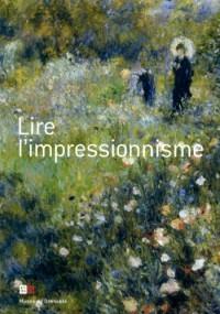 Lire l'Impressionnisme - Six Tableaux  Six Maitres