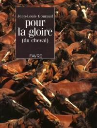 Pour la gloire (du cheval) : Textes majuscules et texticules