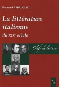 La littérature italienne au XIXe siècle : Clefs de lecture