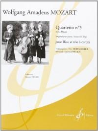 Quartetto N 5 en la Majeur
