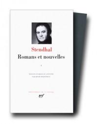 Stendhal : Romans et nouvelles, tome 1