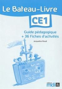 Guide pédagogique Bateau-Livre CE1