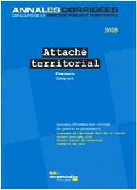 Attaché territorial : Concours externe, interne et 3e concours Catégorie A
