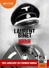 HHhH: Livre audio 1 CD MP3 [Livre audio]