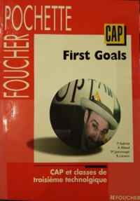First Goals : Anglais, CAP (Corrigés)
