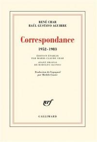 Correspondance : 1952-1983