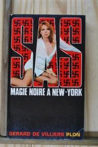 SAS. Magie noire à New-York