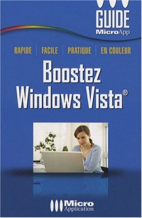 Boostez Windows Vista
