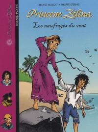 Princesse Zélina, Tome 18 : Les naufragés du vent